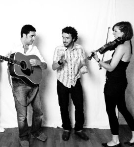 Ian, Johnny and Anna