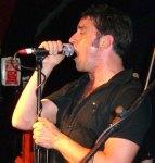 Ian singing