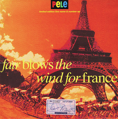 "Fair Blows The Wind For France 12"" - Pele"