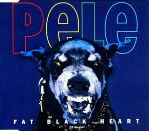 Fat Black Heart CD - Pele