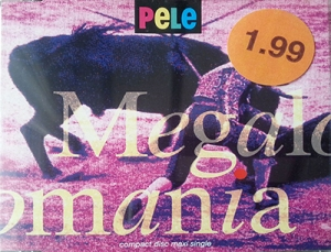 Megalomania CD - Pele