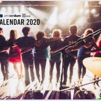 2020 Ian Prowse calendar